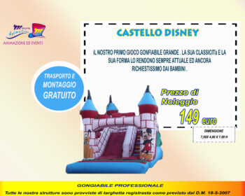 CASTELLO DISNEY copia