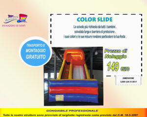 color slide copia